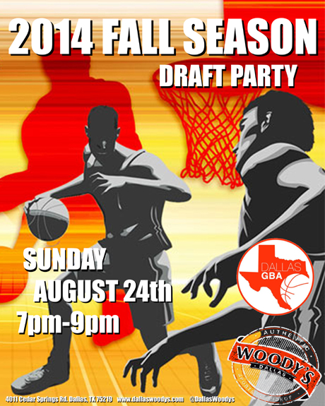 2014 Fall Season Draft Party